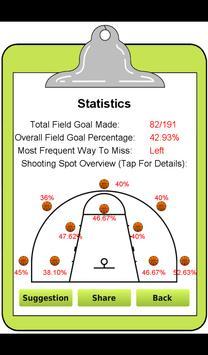 Basketball Shooting Assistance poster