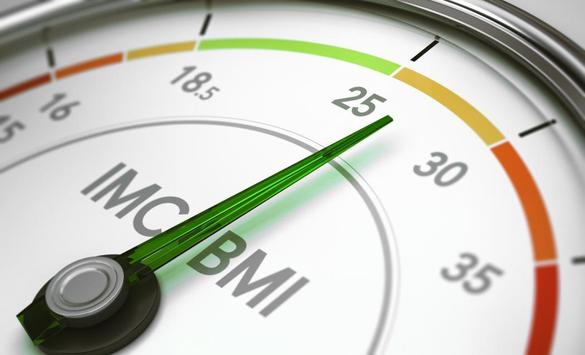 bmi calculator metric apk screenshot