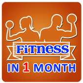 Fitness in one month - Body Building icon