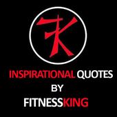 Fitness King Quotes icon