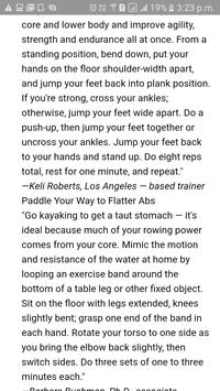15 Best Workout Tips of All Time screenshot 1