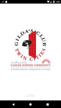 My Gilda's Club Twin Cities poster