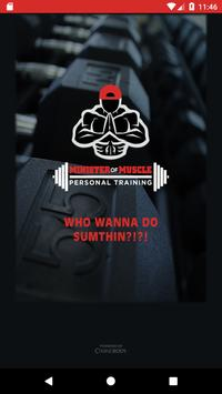 Minister Of Muscle poster