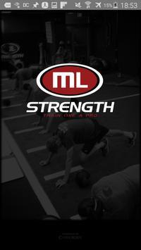 ML Strength poster