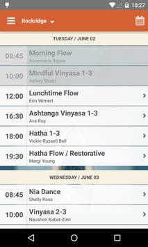 NAMASTE YOGA + WELLNESS apk screenshot