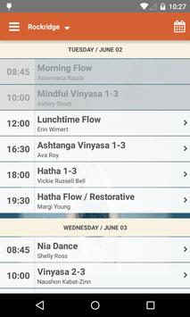 NAMASTE YOGA + WELLNESS apk screenshot