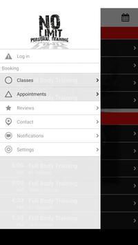 No Limit Personal Training apk screenshot