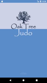 Oak Tree Judo Dojo poster