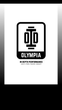 Olympia In Depth Performance poster