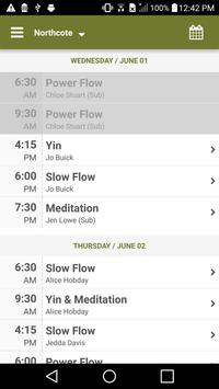 Australian Yoga Academy screenshot 1