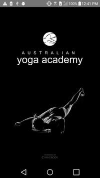 Australian Yoga Academy poster