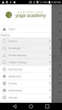 Australian Yoga Academy apk screenshot