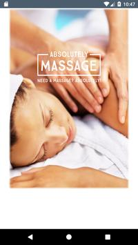 Absolutely Massage poster