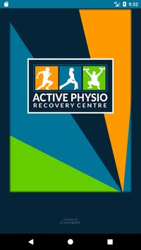 Active Physio Recovery Center poster