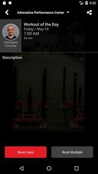 Adrenaline Performance Center screenshot 3