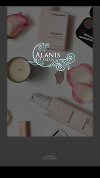 Alanis Salon poster