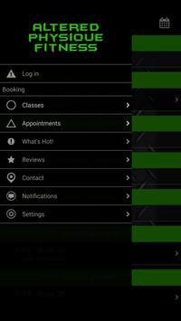Altered Physique Fitness apk screenshot