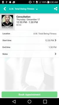 A.M. Total Being Fitness apk screenshot