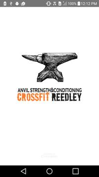 Anvil Strength and Conditionin poster