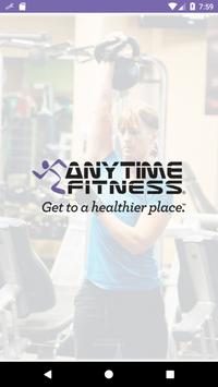 Anytime Fitness Orcutt poster