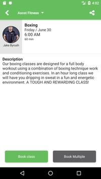 Ascot Fitness screenshot 3