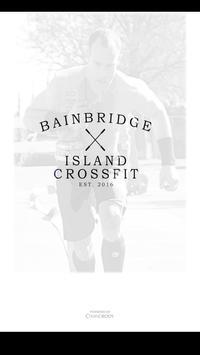 Bainbridge Island CF poster