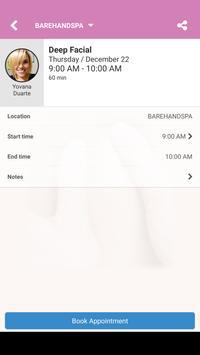 BAREHANDSPA apk screenshot