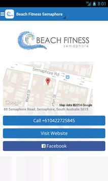 Beach Fitness Semaphore apk screenshot