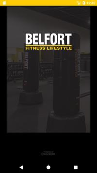 Belfort Fitness Lifestyle poster