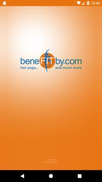 BeneFIT Bikram Yoga poster
