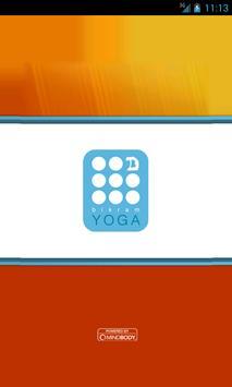 Bikram Yoga Leicester poster