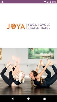 Joya Yoga poster