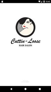 Cuttin-Loose Salon poster