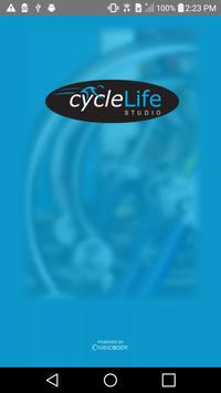 Cycle Life Studio poster