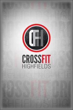 CF Highfields poster