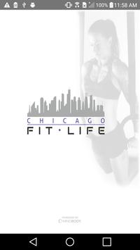ChicagoFitlife poster