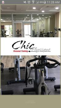 ChicPhysique Fitness poster
