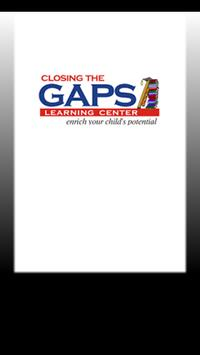 Closing the Gaps Learning poster