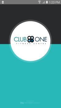 Club One poster