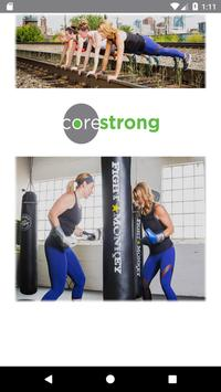 CoreStrong poster