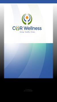 COR Wellness OnSite Scheduling poster