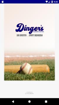 Dinger's Training Center poster