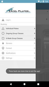 Excel Pilates DC screenshot 1