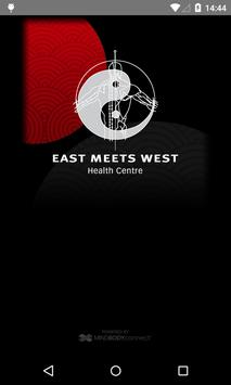East Meets West Health Centre poster