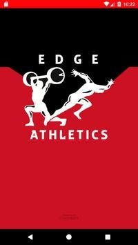 Edge Athletics poster