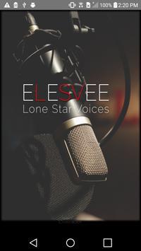 ELESVEE - Lone Star Voices poster