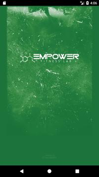 Empower Fitness Lab poster