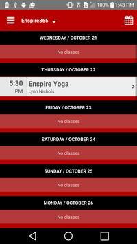 Enspire365 apk screenshot