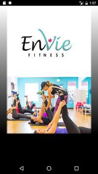 EnVie Fitness poster
