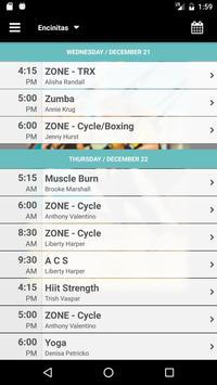 EnVie Fitness apk screenshot